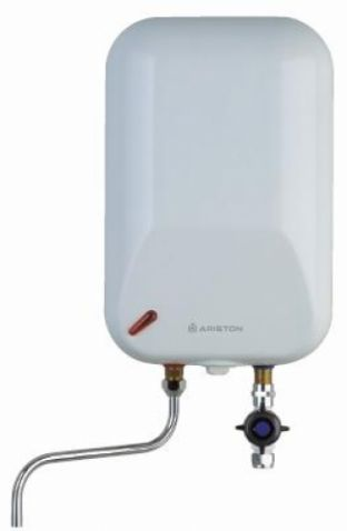 PICCOLO Ariston Over Sink Water Heater, 5 litre 2kw